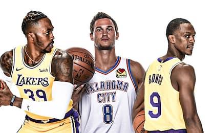 Mercato NBA: Il free agent ideale per ogni squadra