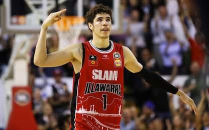 Draft NBA: alla scoperta di LaMelo Ball