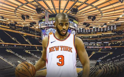 Chris Paul a New York? Un ex Knicks dice no