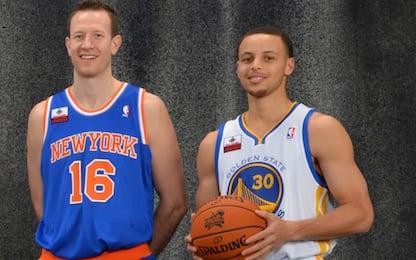 È tornato Morey: e paragona Curry a Steve Novak