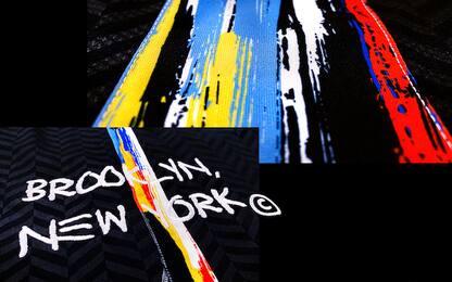 Nets, all'arena un quadro da 20 milioni di dollari