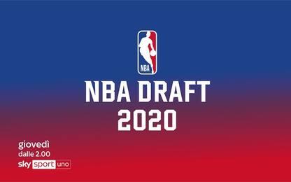 Il Draft è alle porte: come vederlo su Sky Sport