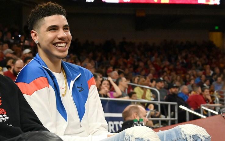"""Draft NBA, LaMelo Ball: """"Sono nato per essere numero 1"""""""