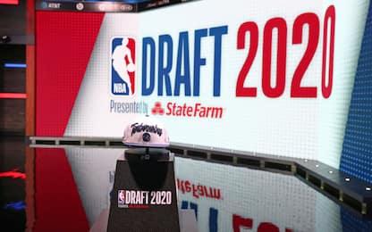 Draft 2020: Anthony Edwards a Minnesota con la n°1