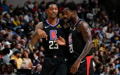Clippers sul mercato pronti a sacrificare Williams