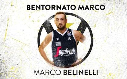 Belinelli l'italiano: firma con la Virtus Bologna