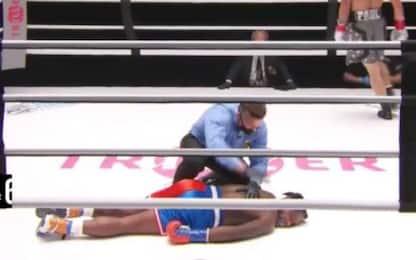 Nate Robinson finisce ko sul ring: le reazioni NBA