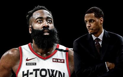 """Harden vuole i Nets, coach Silas gli """"dà spazio"""""""