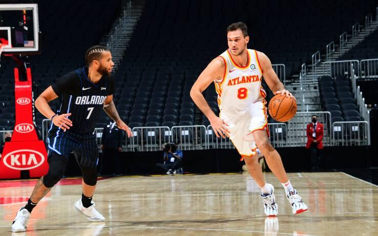 NBA Preseason – Ancora bene Gallinari dalla panchina, Atlanta batte gli Orlando Magic