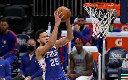Trade Harden, Philadelphia aveva avvisato Simmons