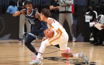 NBA Saturdays: sfida tra Memphis e Atlanta su Sky