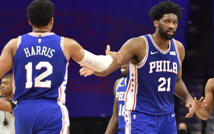 NBA – I risultati della notte: vittorie per Phila, NY e OKC. Cade Atlanta