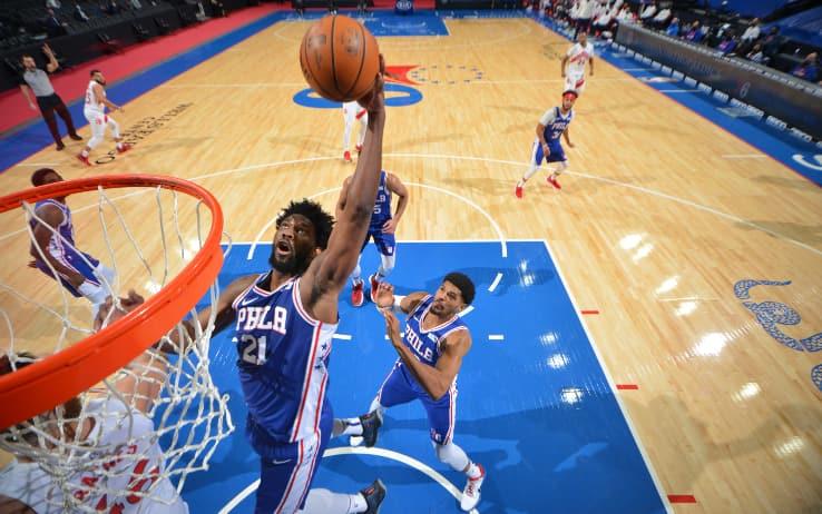 NBA – I risultati della notte: Phila supera Toronto.  Bene Boston