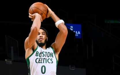 Tatum a 3 secondi dalla fine: Boston batte Detroit