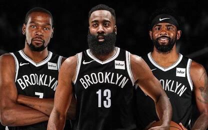 I Brooklyn Nets sono da titolo? Il roster completo