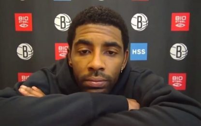 "Irving c'è e spiega perché ""mi serviva una pausa"""