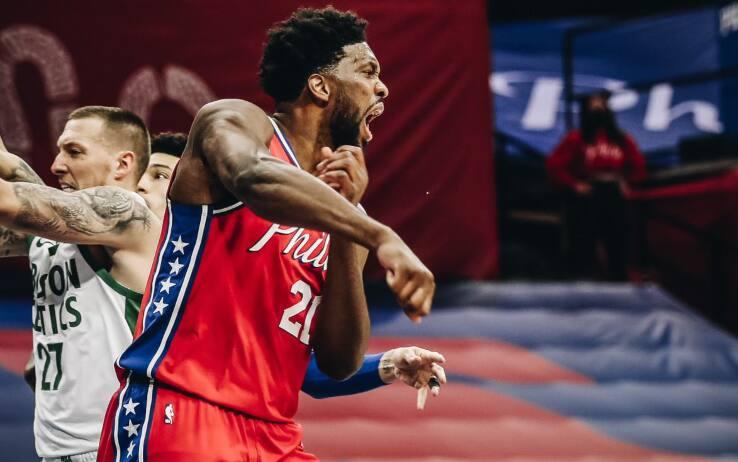 NBA, i risultati del 22 gennaio: che Embiid sui Celtics, Nets ko ancora contro i Cavs, super Doncic e Jokic