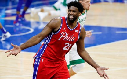 Brooklyn perde ancora, Embiid da MVP contro Boston
