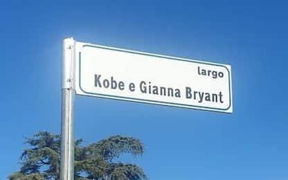 Reggio Emilia intitola una piazza a Kobe e Gianna