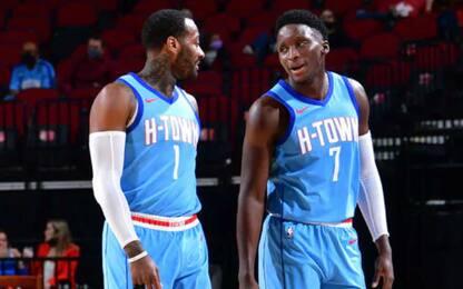 Houston senza Harden è la miglior difesa NBA