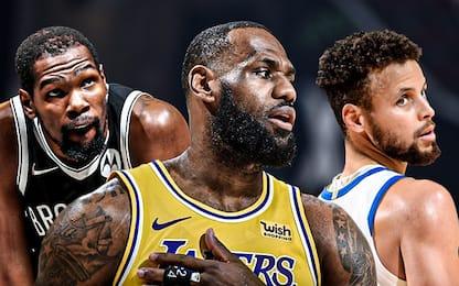 I migliori 100 giocatori NBA del 2021-22 per ESPN