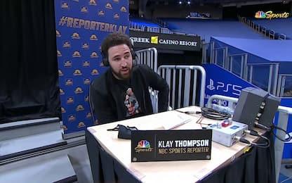 """Klay contro McGruder: """"Presto fuori dalla NBA"""""""