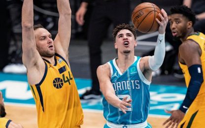 LaMelo Ball, career-high e le lodi dei Jazz. VIDEO