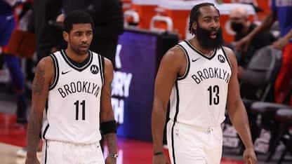 Irving, la scelta che cambia la stagione dei Nets