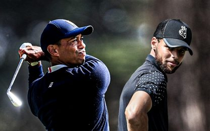 Curry e il segreto dell'anello 2015: Tiger Woods