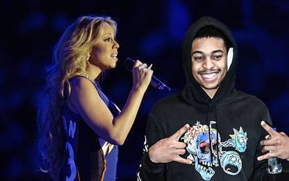 Mariah Carey gli scrive, Keldon Johnson impazzisce