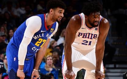 Partite con almeno 50 punti: i leader NBA all-time