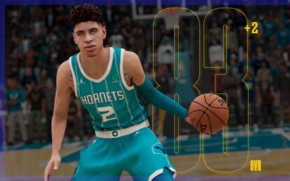 Come cambiano i valori di NBA2K: sorpresa LaMelo