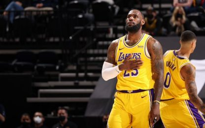 """Crisi Lakers? LeBron: """"Non saremo questi a lungo"""""""