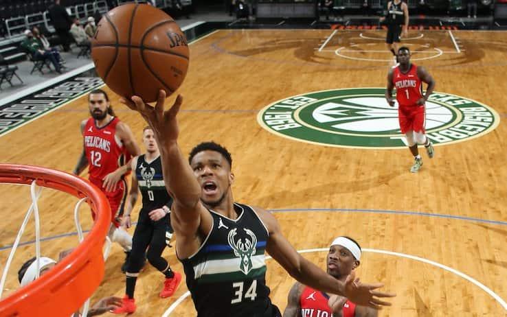 NBA – Zion ci prova, ma vince Giannis. I risultati della notte