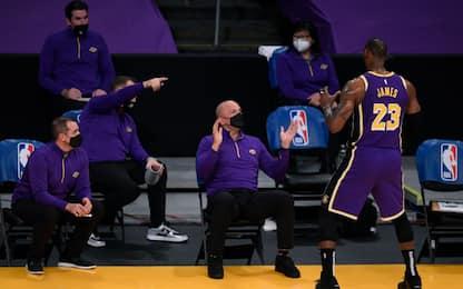 I Lakers tornano a vincere, Miami batte anche Utah