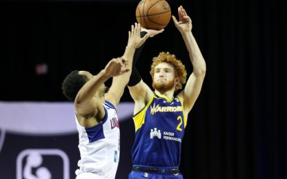 Mannion decisivo vince ancora in G-League. VIDEO