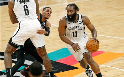 Brooklyn vince all'OT, New Orleans batte Utah