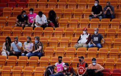 Spurs riaprono ai tifosi: 15^ squadra nella NBA