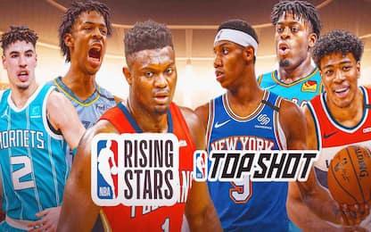 """""""Rising Stars"""", i roster della gara che non c'è"""