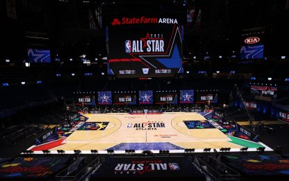 Svelato il campo dell'All-Star Game 2021. FOTO