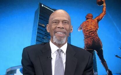 "Jabbar: ""LeBron vince ovunque, Davis mi somiglia"""