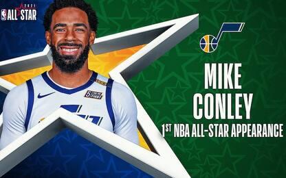 Booker non ce la fa: Mike Conley convocato all'ASG