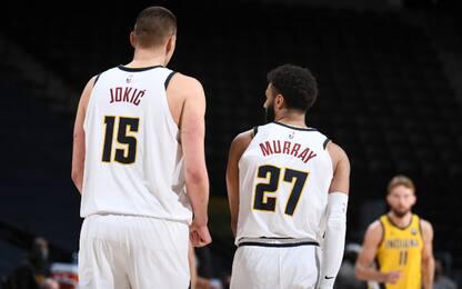 NBA Sundays: Denver-New Orleans alle 20 su Sky