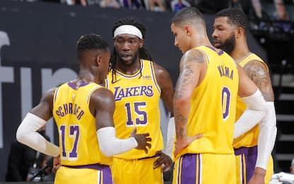 Infortunio LeBron, come cambia la stagione Lakers