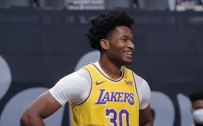Infortunio LeBron, la mossa di mercato dei Lakers