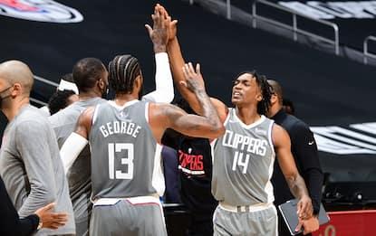 Clippers, contro Atlanta si è vista l'anima