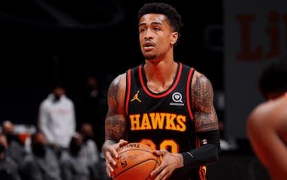 Collins sceglie gli Hawks: 125 milioni in 5 anni