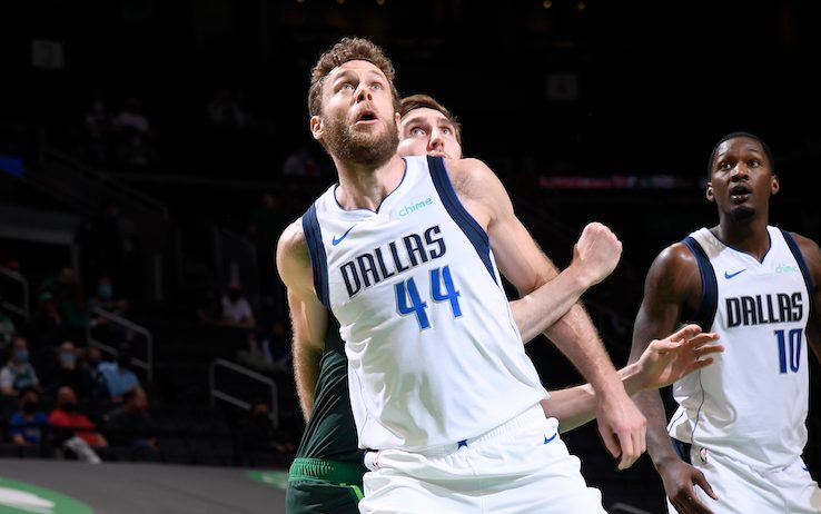 NBA – Dallas Mavericks vincenti a Boston, poco Melli ma gran Doncic