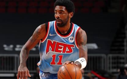 Irving: Nets, in caso di trade penserei al ritiro