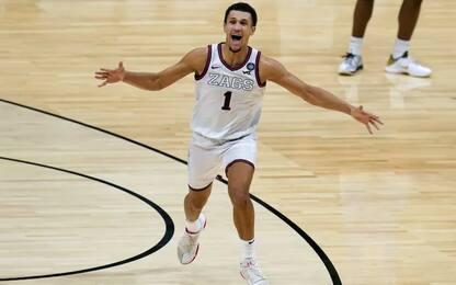 Suggs, il talento da NFL nella top 5 del Draft NBA